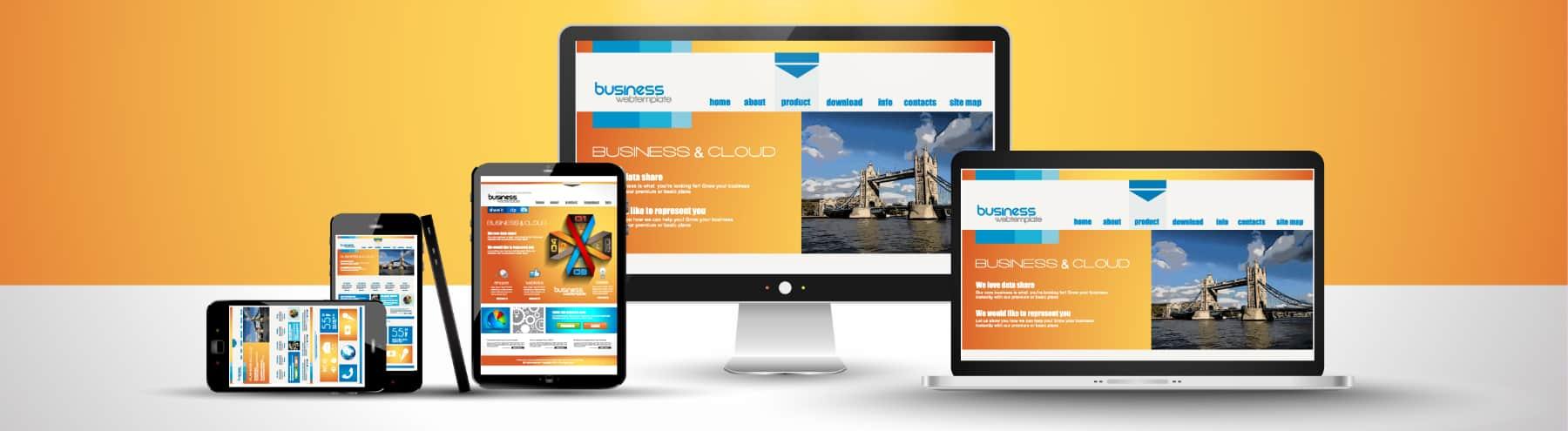 Homepage & Webdesign Dresden